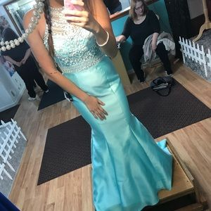 Dresses & Skirts - Mermaid Prom Dress